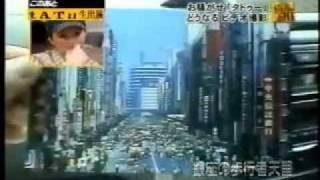 ТАТУ покоряют Японию - Шокирующие интервью (t.A.T.u. part 1)