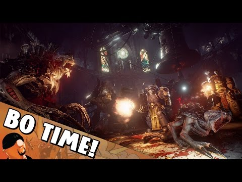 Space Hulk: Death Wing - Chapter 2 w/ The Hopeless Space Marines
