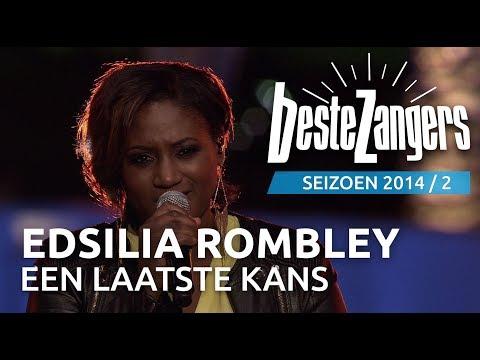 Edsilia Rombley -  Een laatste kans - De Beste Zangers van Nederland 2014