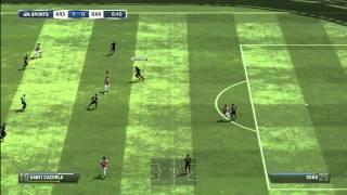 FIFA 13 | INVISIBLE BALL GLITCH
