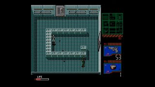 Metal Gear 2: Solid Snake - Black Ninja