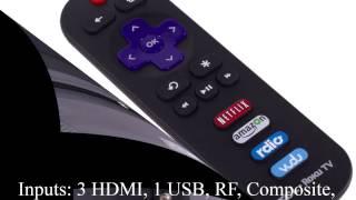 TCL Smart LED TV (Roku TV) 40-Inch