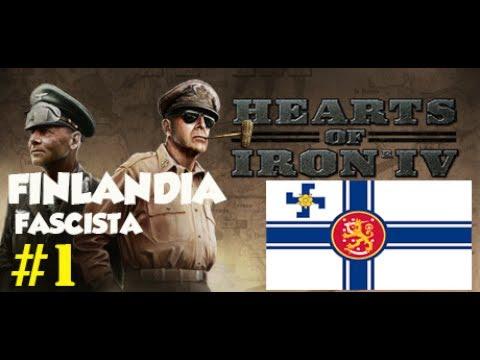 HOI IV MULTY - #1 - Finlandia Fascista - Самые лучшие видео