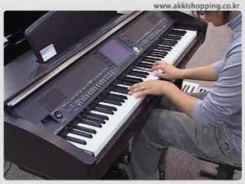 Yamaha clavinova cvp 407 youtube for Yamaha clavinova cvp 409