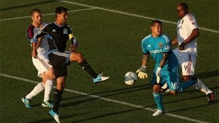 HIGHLIGHTS: Real Salt Lake at San Jose Earthquakes - July 14, 2012