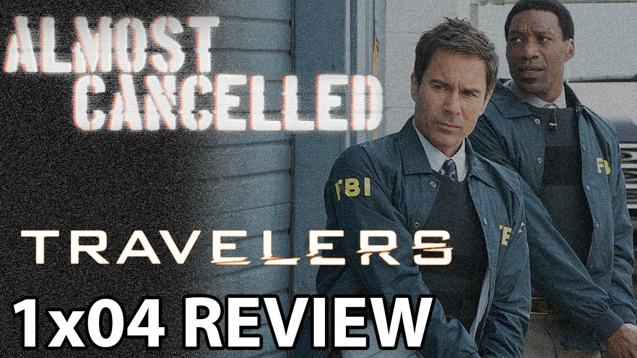 Travelers Season 1 Episode 4 'Hall' Review - YouTube