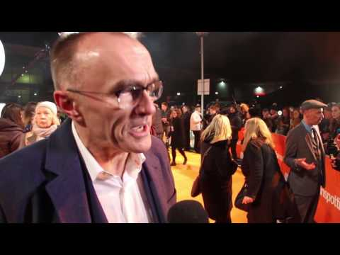 DANNY BOYLE talks The Rubberbandits in T2 Trainspotting and T3!