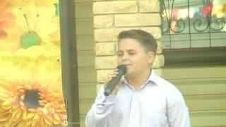 Ромочка ))) стих о деревне ))) День села Тропарево
