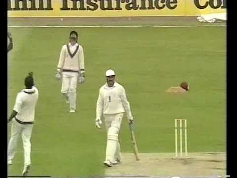 Malcolm Marshall tribute video - GREATEST FAST BOWLER