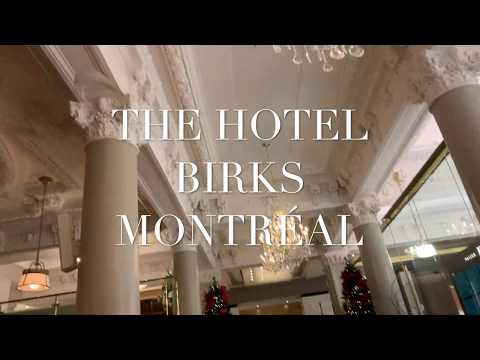 Hotel Birks Montréal | Traveling With The Davises | Montreal Hotel