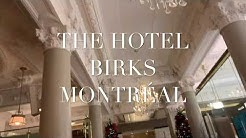 Hotel Birks Montral | Traveling With The Davises | Montreal Hotel