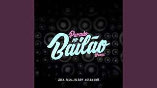 Parado no Bailão (Remix)