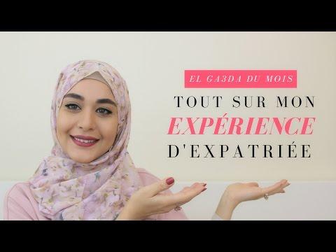 El Ga3da du Mois #2 Mon experience d'expatriée (Integration, Racisme...) | Muslim Queens by Mona