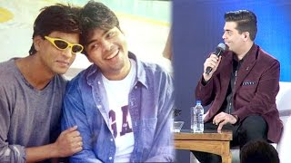 Karan Johar On Meeting Shahrukh Khan For The Very First Time