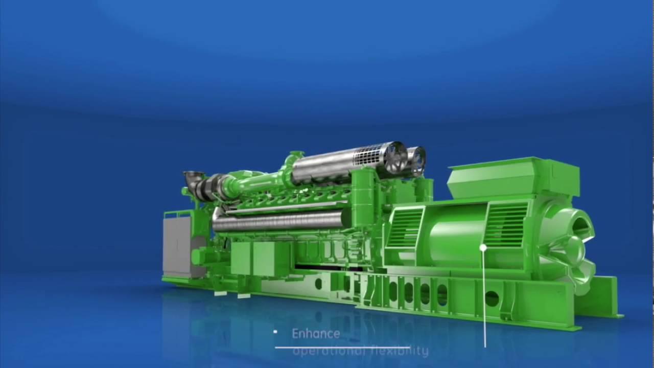 GE Jenbacher Upgrades
