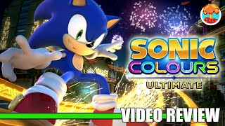 Review: Sonic Colors - Ultimate (PlayStation 4, Switch, Xbox One & Steam) - Defunct Games