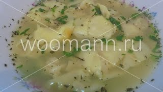 Рецепт пельмени в бульоне