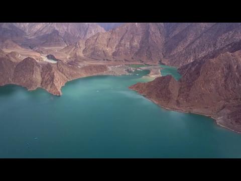 Mystic Hatta Dam | Dubai | Trek | Adventure