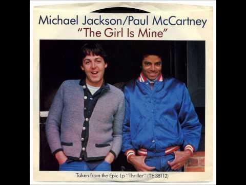 THE GIRL IS MINE (Jackson/McCartney) 1982  HQ