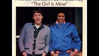 THE GIRL IS MINE (Jackson/McCartney) 1982  HQ