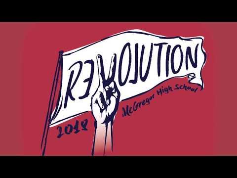Revolution 3.0 - McGregor High School's Community Service Day
