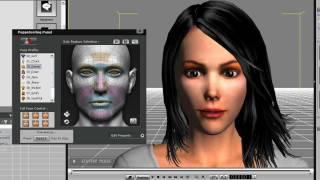 iClone5 Tutorial - Intro to Facial Animation
