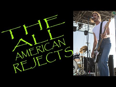 The All American Rejects - Interview on new album & playing outside a prison