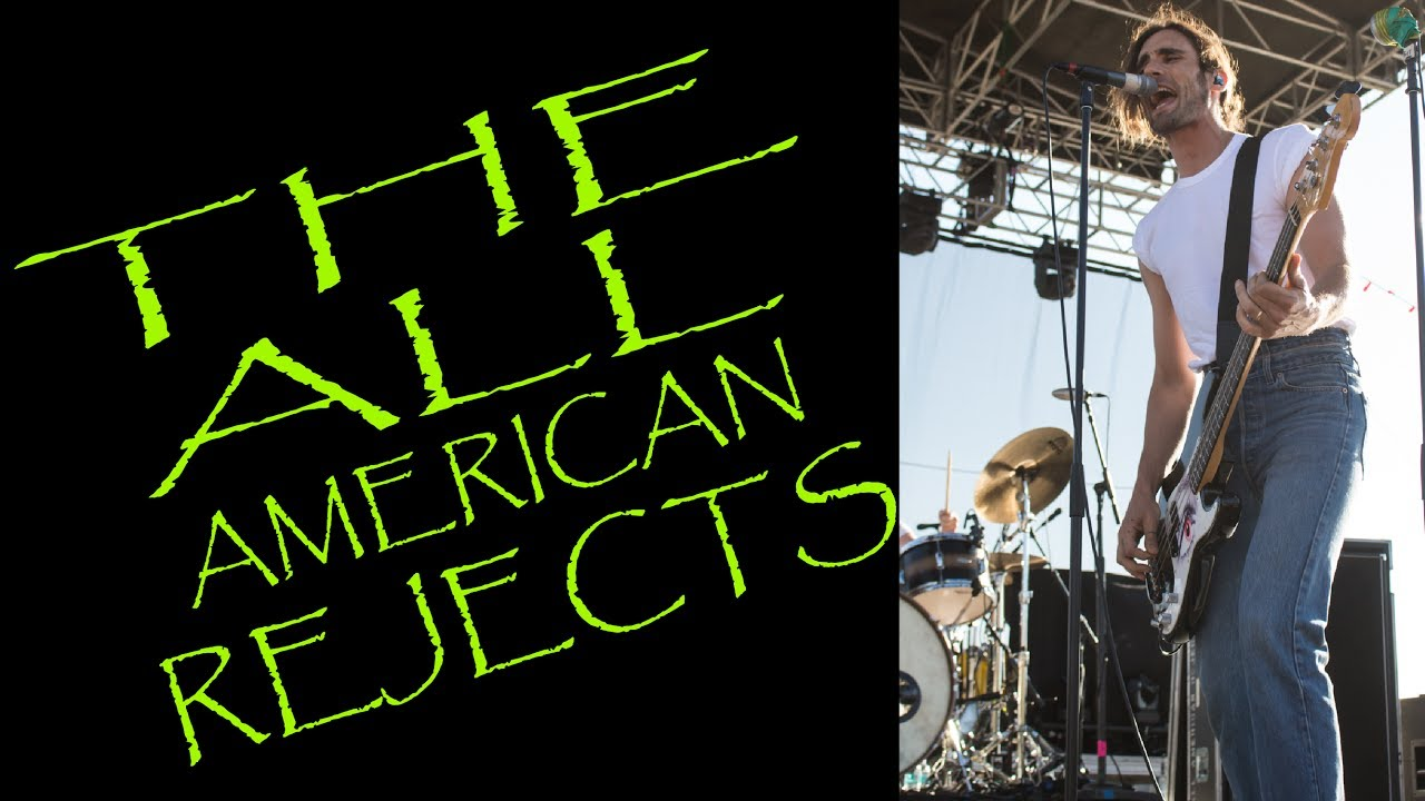 The All American Rejects - Interview on new album ...