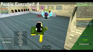 Roblox - Life in paradise trolling - JAPANESE HITMAN ON THE LOOSE