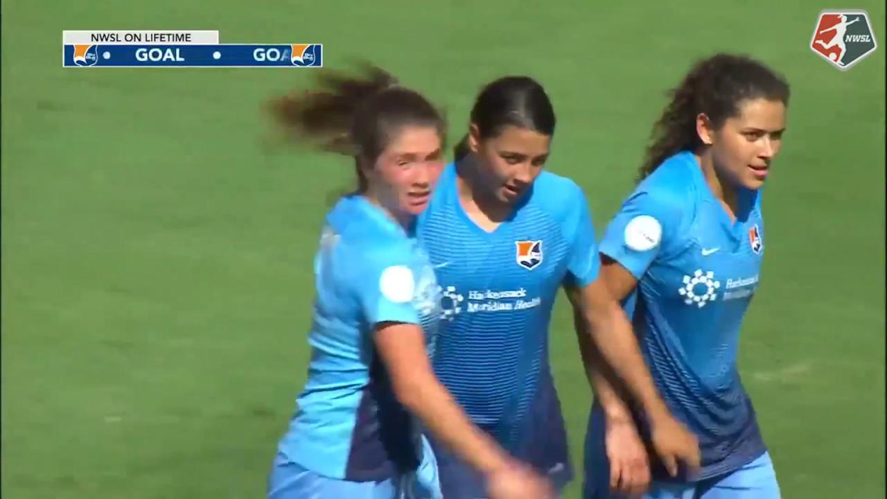 Sky Blue FC Suffers Road Loss to FC Kansas City, 4-1 | Sky Blue FC