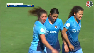 Highlights: Sam Kerr, Sarah Killion lead Sky Blue FC to 3-1 win over Houston Dash