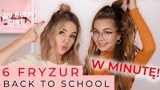 SZYBKIE FRYZURY BACK TO SCHOOL Z KOMPLEKSIARA❤️