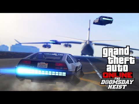 [GTA5] DOOMSDAY HEIST DLC LIVE!! - Royalistiq (Nederlands)   Livestream #123