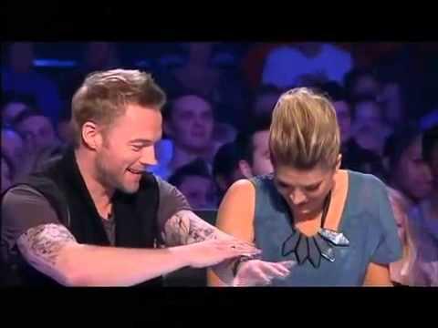 Angel Tupai Auditions The X Factor Australia 2012