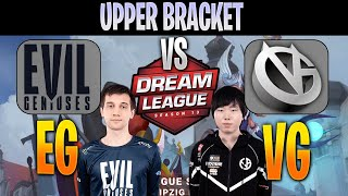 Evil Geniuses vs Vici Gaming | Bo3 | UB DreamLeague 13 The Leipzig Major | DOTA 2 LIVE | NO CASTER