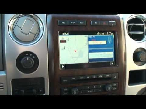2010 FORD F 150 CREW CAB 4X4 PLATINUM PEARL WHTE FOR SALE SEE WWW SUNSETMILAN COM