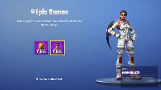 "HOW TO UNLOCK NEW SKIN STYLES FOR ""MISSION SPECIALIST & MOONWALKER"" VARIANTS (FORTNITE)"