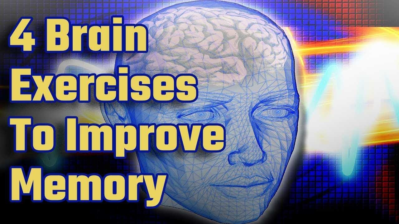 9 Brain Exercises That Ensure Memory Improvement