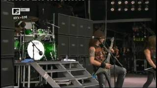 Bullet For My Valentine - Tears Don't Fall (Live at Rock Am Ring 2010) (HQ)