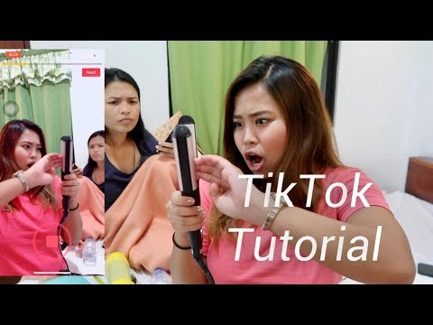 HOW I MAKE MY TIKTOK S Tutorial - Duet Function