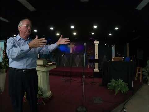 The Lance of Prayer - Pastor Glenn Morris Sunday Sermon