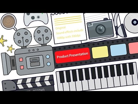 product presentation | after effects template - youtube, Presentation templates