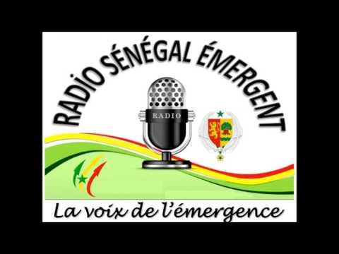 Radio Senegal Emergent Programme du dimanche 11 juin 2017 presentation Hamadou Amar
