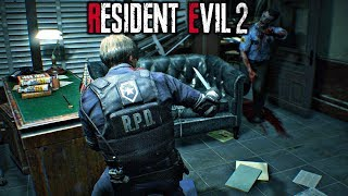 Resident Evil 2 Remake - 20 Minutes of Gameplay Walkthrough (Licker, Mr X Boss Fight & More)