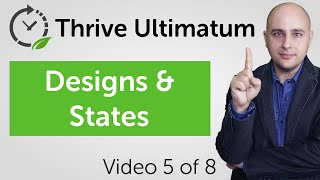 Thrive Ultimatum Review Video 5 of 8 - Designs & States For Urgency Stacking