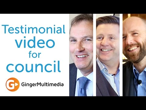 Case Study Video for Basingstoke and Deane Council | Video Production Company Hampshire
