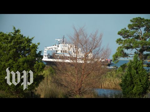 Ferries deliver water, fuel to help Ocracoke 'get back on its feet'