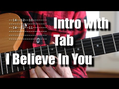 i-believe-in-you---intro-guitar-lesson-tutorial