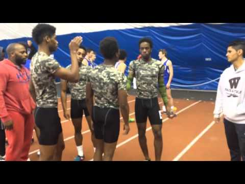 Weequahic Wins Boys CJ Group 1 4x4 To Clinch Team Title