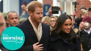 Prince Harry and Meghan Markle Get the Alison Hammond Experience! | This Morning